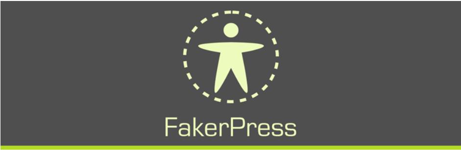 WP plugin FakerPress