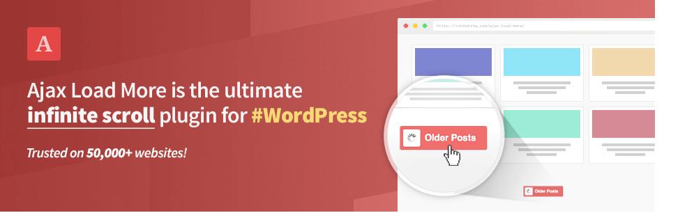 WordPress Infinite Scroll 1