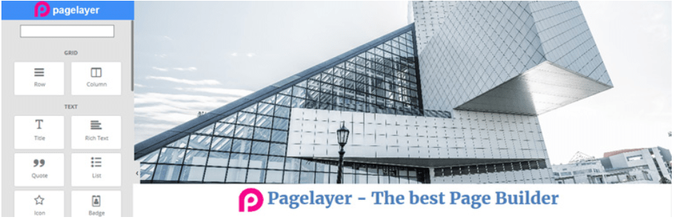 Page Builder_ PageLayer – Drag and Drop website builder